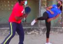Entrenan atletas de alto rendimiento en áreas deportivas de Songo – La Maya